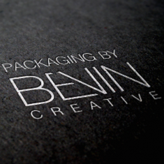 Packaging by BEVIN